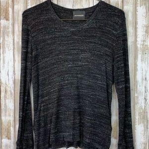 Monrow dark gray thermal